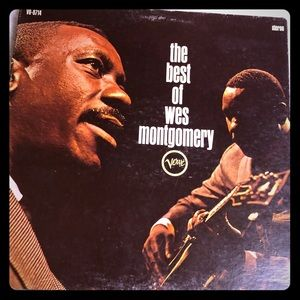 The Best of Wes Montgomery LP